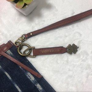 Lucky Brand Bags - Lucky Brand Wristlet-clutch